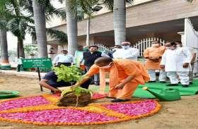 एक ही दिन में 25 करोड़ वृक्ष लगाने का लक्ष्य: मुख्यमंत्री