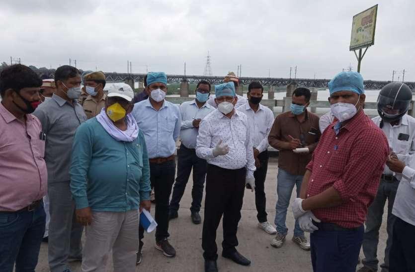बाढ़ से बचाने के लिए कवायद तेज, शासन के निर्देश पर गंगा की दिशा मोड़ने की तैयारी