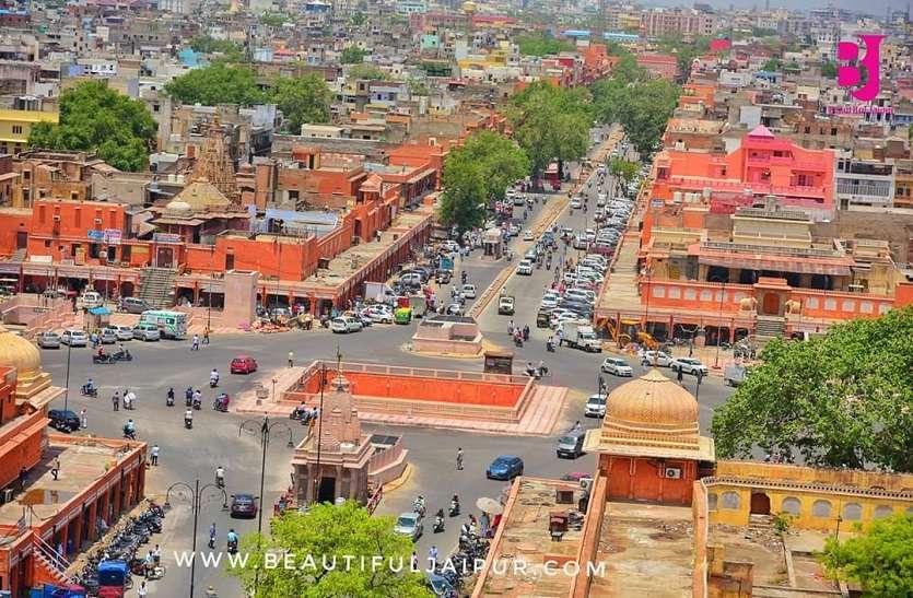 रामगंज, कोतवाली, नाहरगढ़ और शास्त्रीनगर के चिन्हित एरिया में लगाया कर्फ्यू
