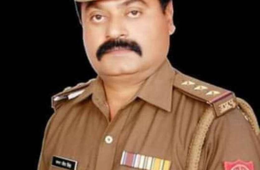 सहारनपुर क्राइम ब्रांच में तैनात पुलिस इंस्पेक्टर की सैफई सड़क हाद्से में मौत