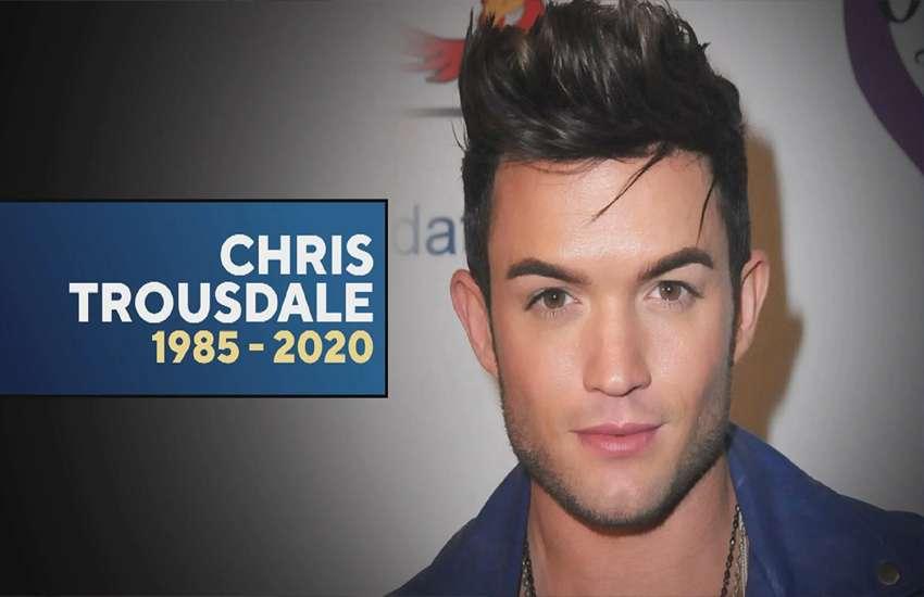Chris Trousdale