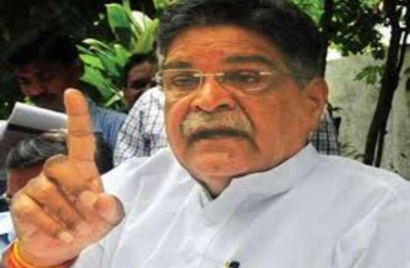 उपचुनाव के पहले बीजेपी में घमासानः पूर्व मंत्री बोले, भाजपा में जो भितरघात करता वह आगे बढ़ता