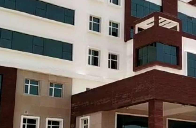 कोटा के अस्पताल में बारां कोरोना पॉजिटिव युवक की मौत