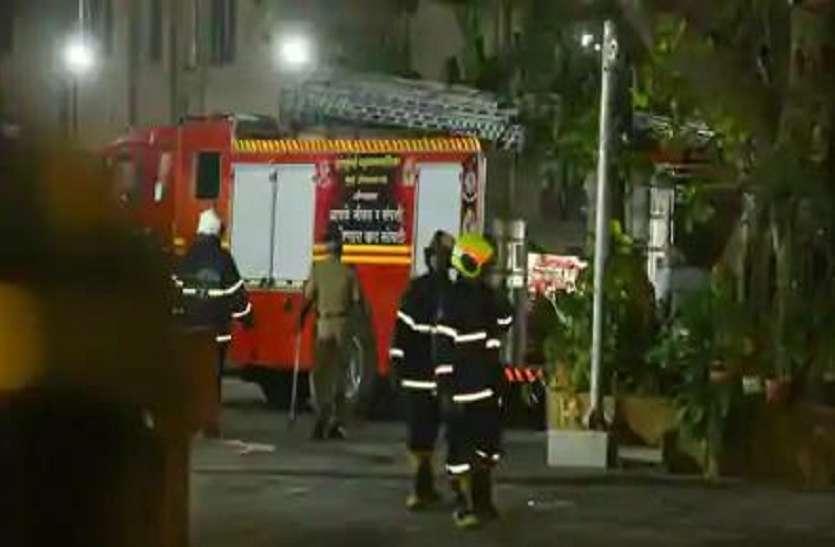 मुंबई के कई इलाकों में देर रात गंध वाली गैस फैलने से सनसनी