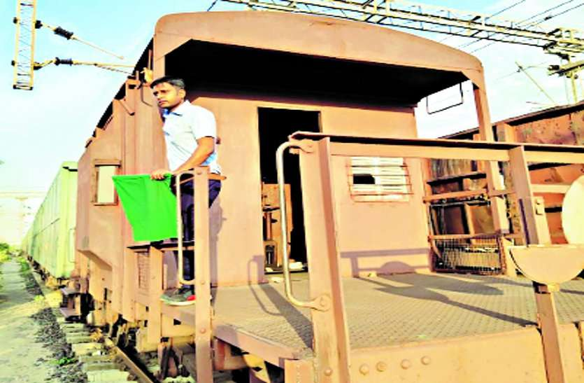During the lockdown, freight trains increased the revenue of the railways, revenue of 30 crore 48 lakhs in the month of May