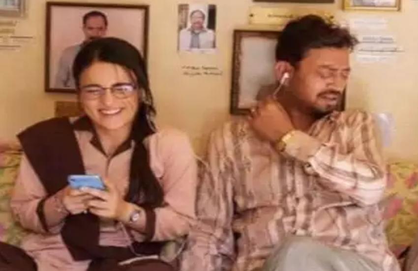 टीवी पर आई angrezi medium तो राधिका को याद आए इरफान, ऑन स्क्रीन पिता के लिए लिखा भावुक पोस्ट