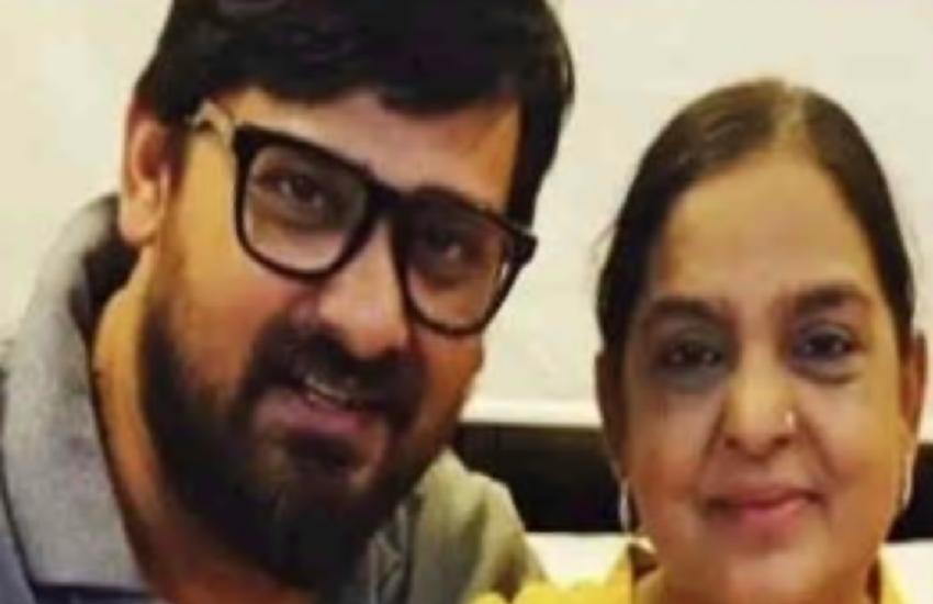 Sajid Wajid Mother Razina khan