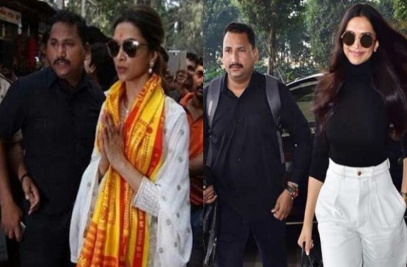 Deepika Padukone Bodyguard Jalal Salary Will Blow Your ...