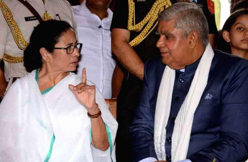 Exclusive : मुख्यमंत्री ममता के साथ किस मोड़ पर आ गए हैं राजभवन के रिश्ते