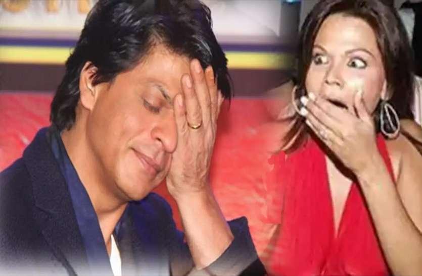 Rakhi Sawant को KISS करने को लेकर Shahrukh Khan ने कही ऐसी बात, सुनकर चौंक गए Karan Johar