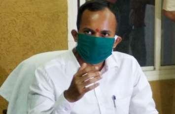 निगमायुक्त ने सभी अधिकारियों कर्मचारियों को कोरोना संक्रमण से बचाने के बताए उपाय