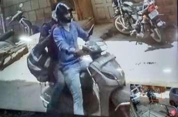 सरदारपुरा में ज्वैलरी दुकान में वारदात से कुछ देर पहले तक की थी रैकी, बासनी की तरफ भागे, फिर गायब