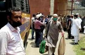 Tablighi Jamaat : सहारनपुर जेल से रिहा किए गए सभी 57 विदेशी जमाती, एक माह की सुनाई गई थी सजा