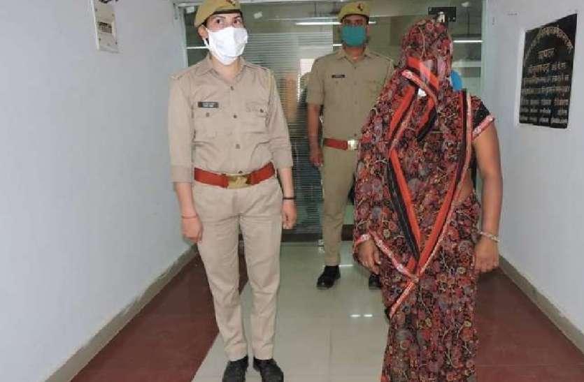 अनामिका शुक्ला के नाम पर नौकरी करने वाली फर्जी अध्यापिका पहुंच गई जेल