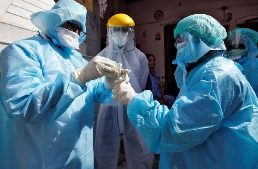 बाराबंकी में कोरोना के 15 नए मरीज आए सामने, इलाके को किया गया सील
