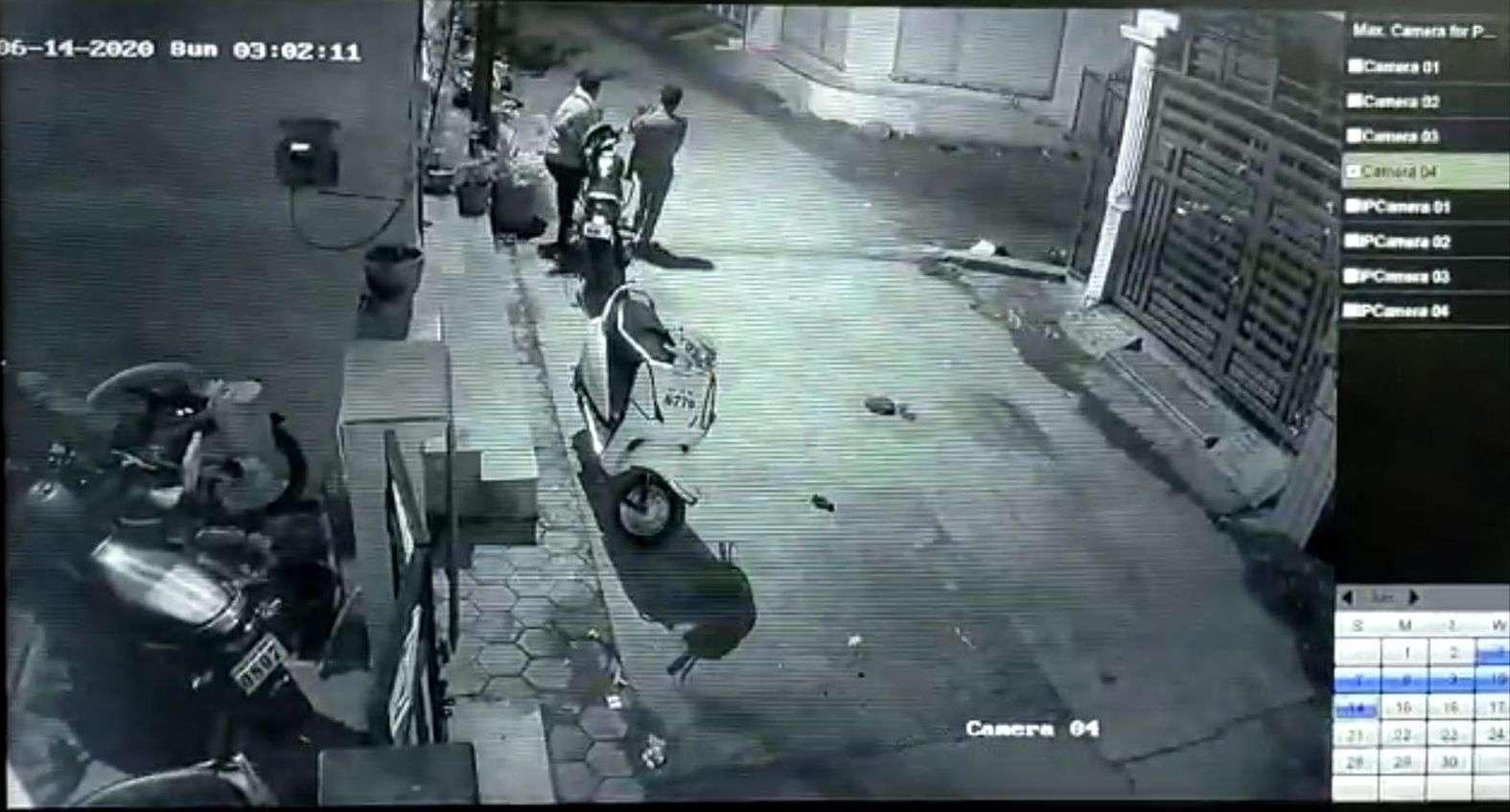 Three house stolen in jabalpur