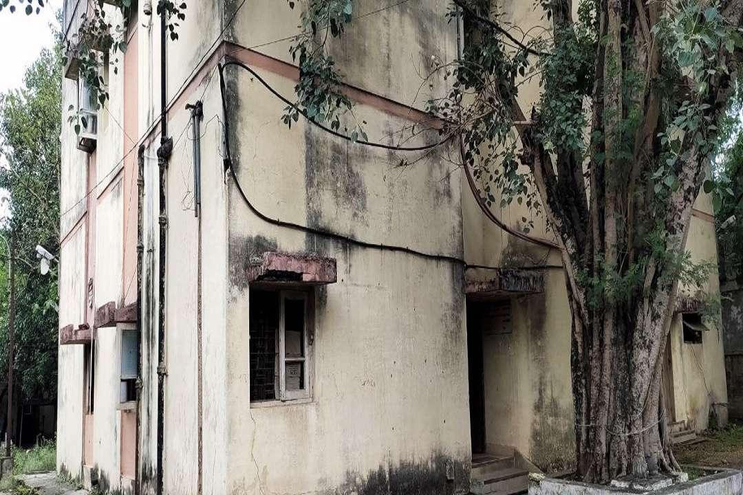 पुराना बीएसएनएल दफ्तर