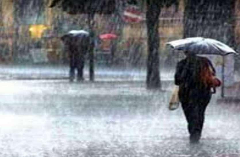 बिलासपुर संभाग में सक्रिय हुआ मानसून, कई इलाकों में बारिश शुरू