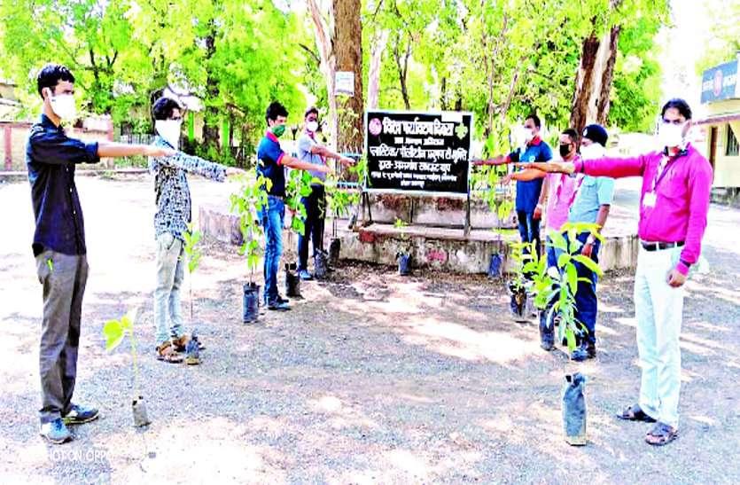 पर्यावरण संरक्षण के लिए आगे आया इंडियन स्काउट गाइड फैलोशिप