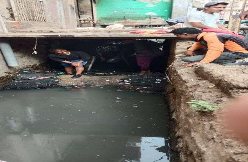 Nagar Nigam : कोरोना योद्धाओं के स्वास्थ्य से खिलवाड़
