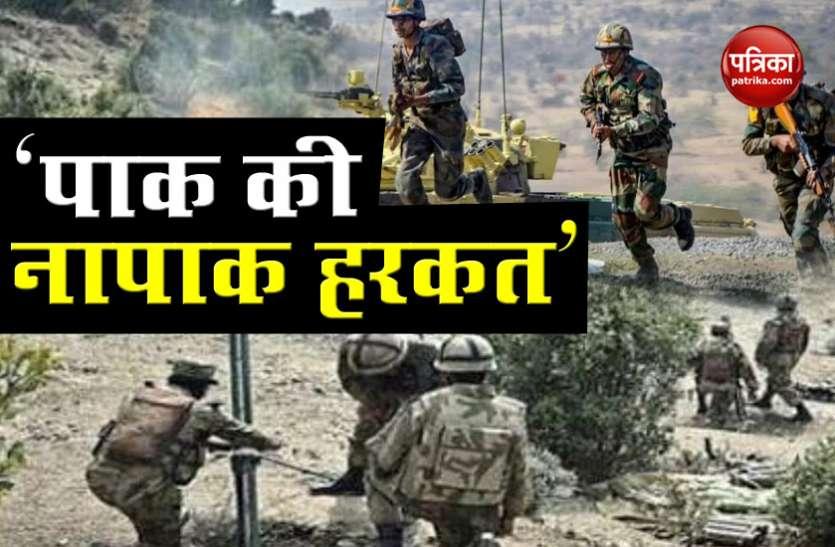 Jammu Kashmir: Indian Army का एक बार फिर मुंहतोड़ जवाब, Pakistan की कई चौकियां तबाह