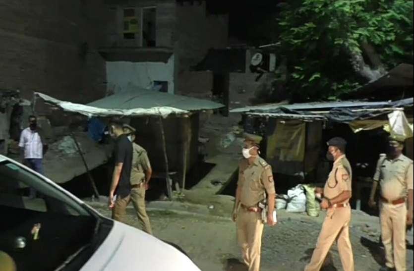 अज्ञात बदमाशों ने शराब ठेका मालिक से लूटी नगदी, सेल्समैन को किया घायल, कार्रवाई में जुटी पुलिस