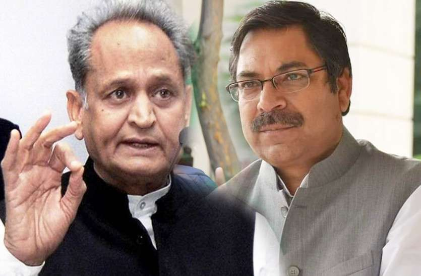 Satish Poonia ने सीएम Ashok Gehlot को दिलाई याद, ''भैरोसिंह सरकार को रोकने के लिए जब पहुंचे थे सूटकेस''