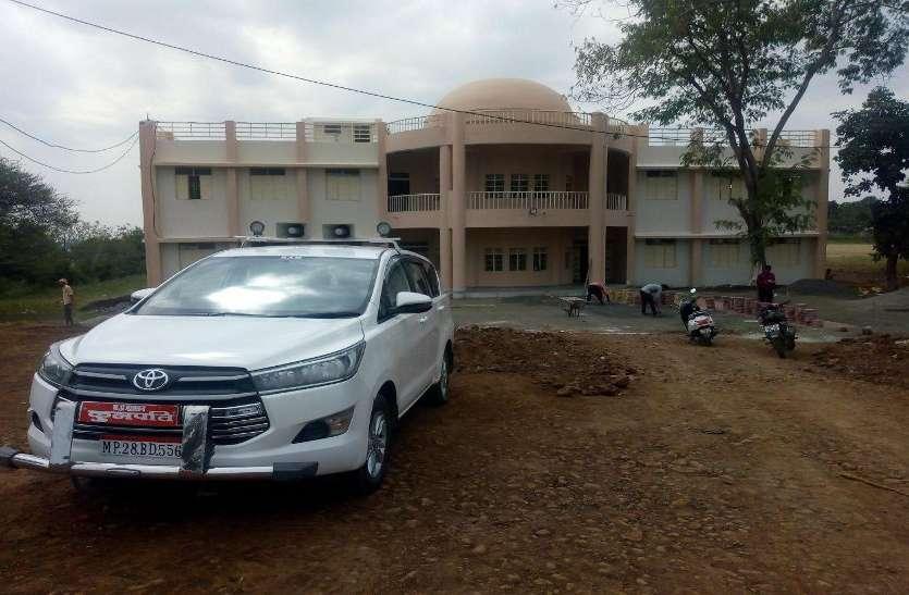 Education: 486 करोड़ का बजट आवंटित, डेढ़ वर्ष में तैयार होगा इस विवि का भवन
