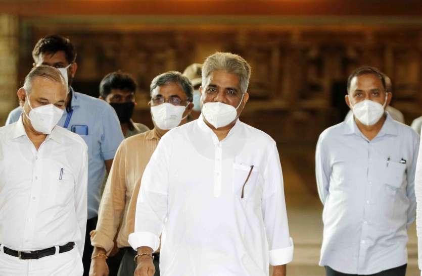 Rajya sabha Elections: भाजपा ने दावा किया, गुजरात में राज्यसभा की तीन सीटों पर जीत हासिल करेगी