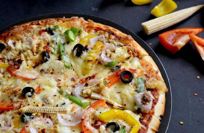पिज्जा मेकिंग टूल्स हैं क्या आपके पास?