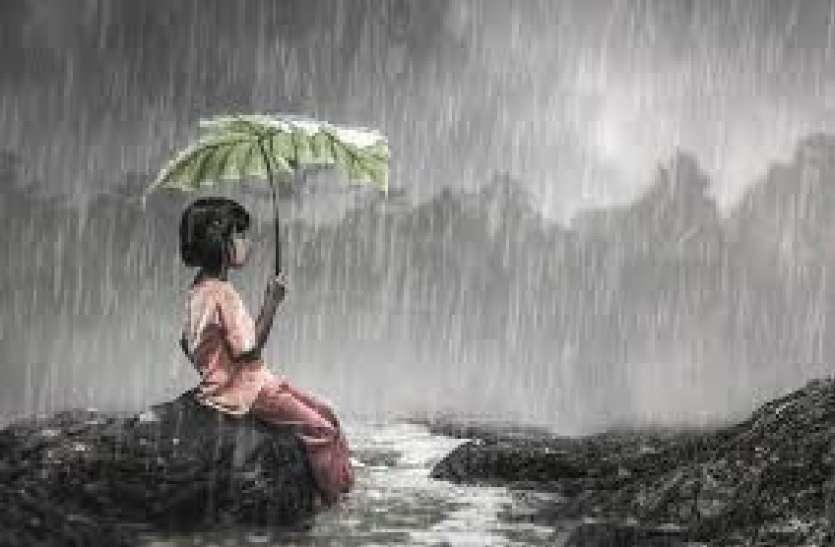 पश्चिम बंगाल में और पांच दिनों तक होती रहेगी बारिश