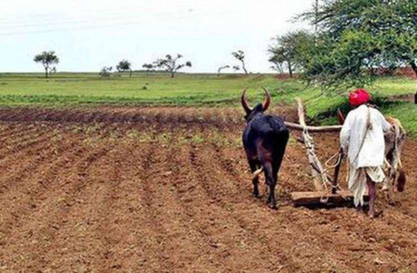 राज्य के किसानों को बारिश का इंतजार