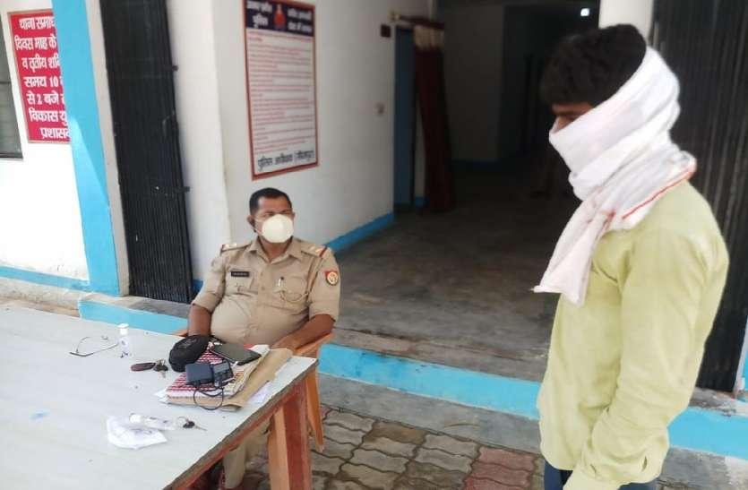 फर्जी अपहरण की सूचना देना युवक को पड़ा भारी, पुलिस ने गिरफ्तार कर की बड़ी कार्रवाई