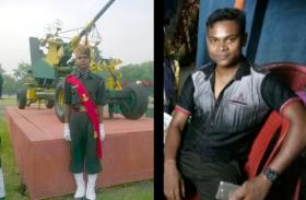 भारत-चीन सीमा पर शहीद हुआ जबलपुर के ओएफके कर्मचारी का भाई राजेश ओरांग