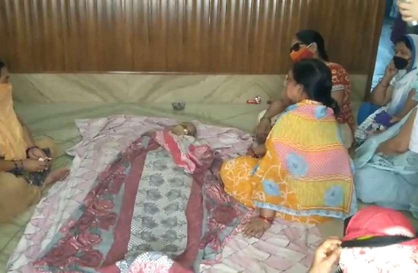 Bijnor: बेटे के साथ बाजार गई थी महिला, रास्ते में हुआ कुछ ऐसा कि नहीं लौट सकी घर