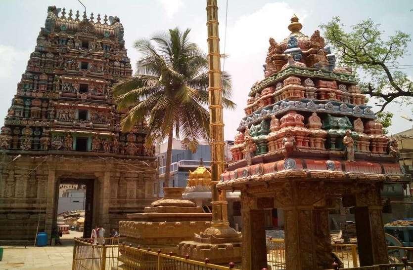मंदिरों के कपाट खुले मगर पहले जैसी चहलपहल नहीं