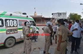 राजस्थान में आज मिले 115  नए कोरोना पॉजिटिव, 5 संक्रमित मरीजों मौत