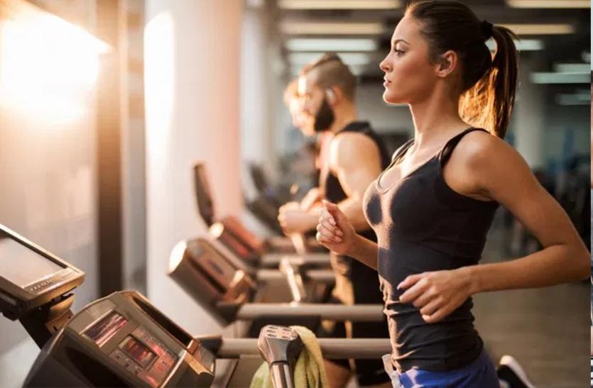 नियमित व्यायाम से कम होता है समय से पहले मौत का खतरा