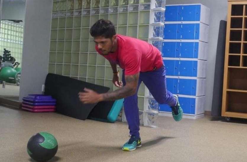 मैदान में वापसी को लेकर डरे हुए हैं Umesh Yadav, बोले- लॉकडाउन के बाद वापसी होगी मुश्किल