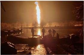 असम में तेल के कुए में जारी आग तक पहुंचने के लिए सेना ने बनाया पुल