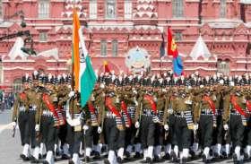 LAC पर तनाव के बीच रूस में साथ खड़े दिखेंगे भारत और चीन के सैनिक