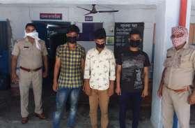 Rampur: प्रतिबन्धित पशुओं की हत्या कर बेचते थे मांस, पुलिस ने कर दिया बुरा हाल
