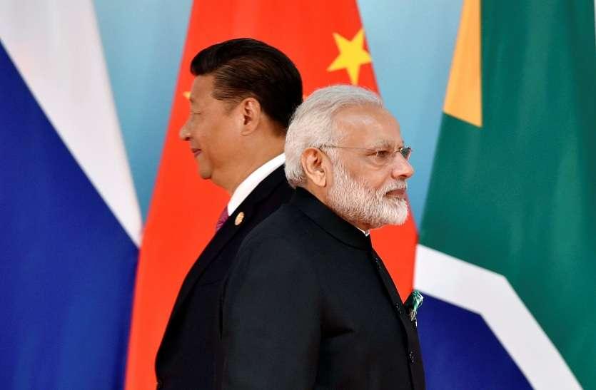 INDIA -CHINA : भारत को दूसरे एशियाई देशों जैसा समझने की भूल नहीं करेगा चीन
