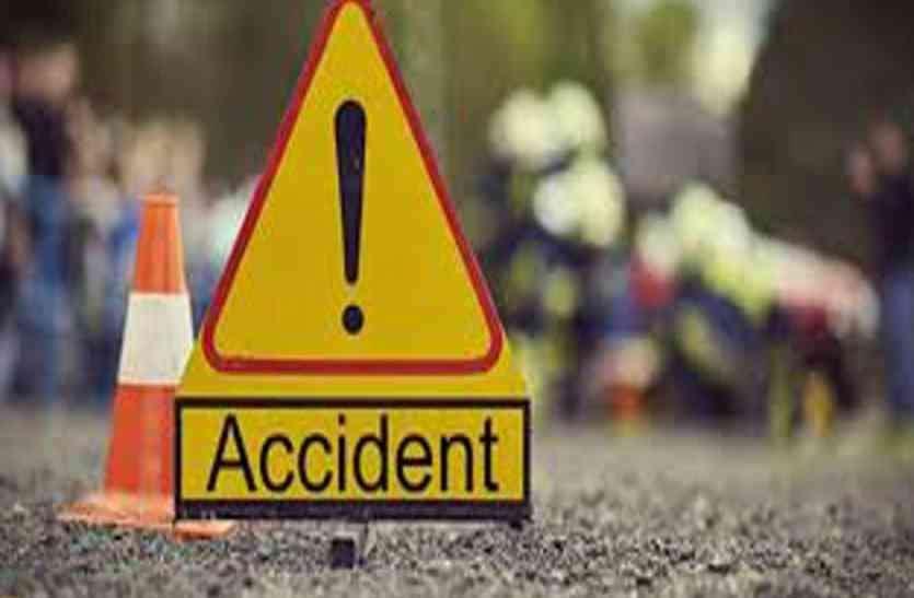 कोरबा में दर्दनाक सड़क हादसा, एक ही परिवार के तीन सदस्य और ड्राइवर की मौत