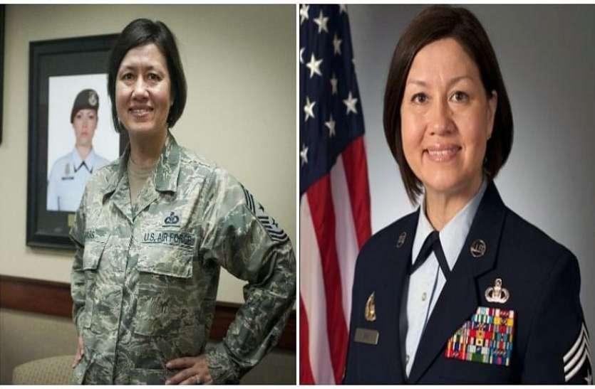 American Air Force ने इस महीने दूसरी बार रचा इतिहास, पहली बार कोई महिला बनीं चीफ मास्टर सार्जेंट