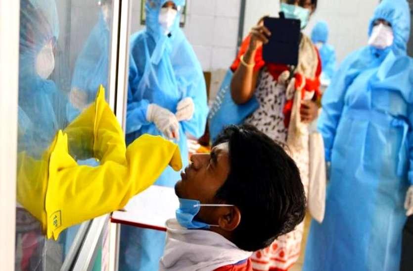 कोरोना का नया हॉटस्पॉट बना राजनांदगांव, दो दिन में मिले 67 नए मरीज, जिले के छह क्षेत्र रेड जोन घोषित