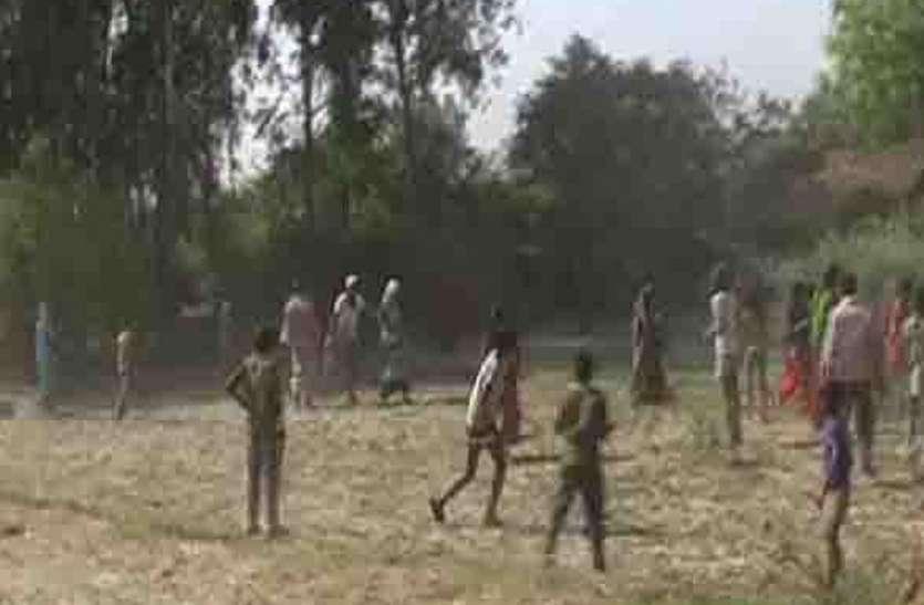 सांप मारने को लेकर दो गांव में जमकर हुआ खूनी संघर्ष