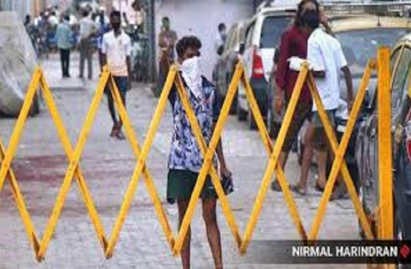 उत्तर मुंबई में लॉक डाउन नहीं,सिर्फ कंटेनमेंट जोन में लाॅकडाउन