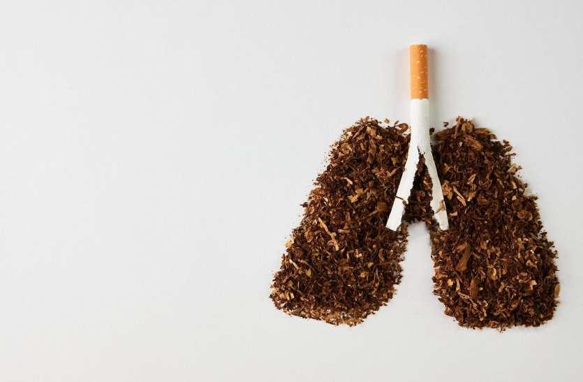 तम्बाकू से मुक्ति के लिए अपनाएं '4 डी' फॉर्मूला