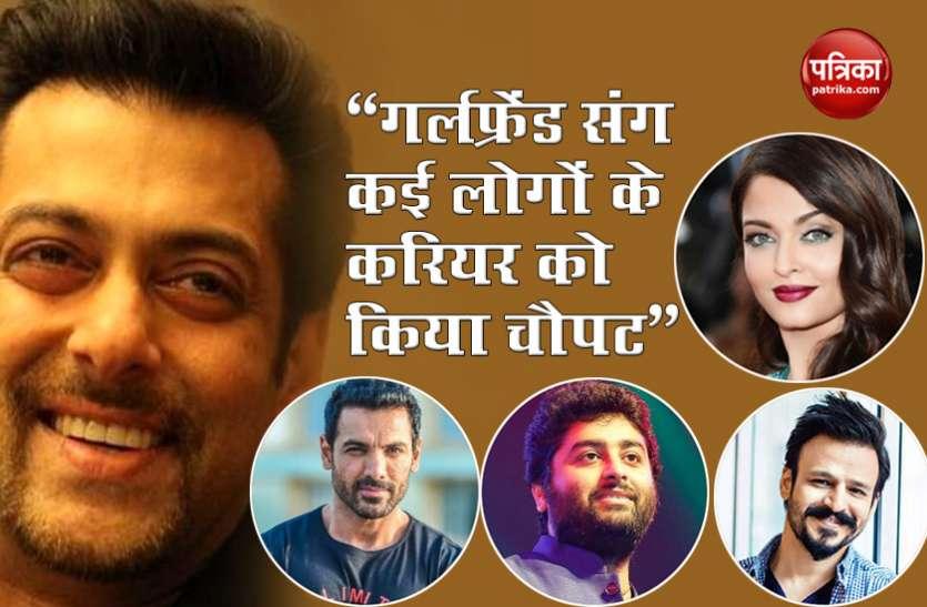 Salman Khan चलाते हैं पूरी फिल्म इंडस्ट्री को! Vivek Oberoi संग कई हस्तियों ने लगाए गंभीर आरोप